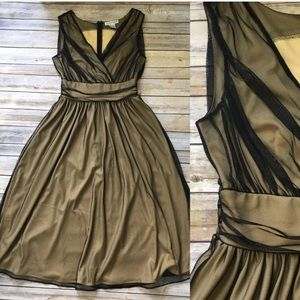Lined Evening Dress